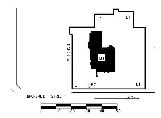 dodgshun house brunswick street fitzroy plan
