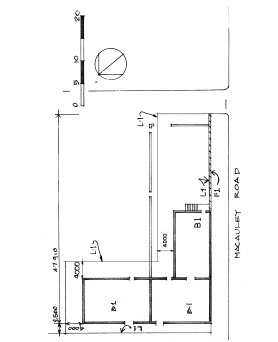 gas regulating house north melbourne plan