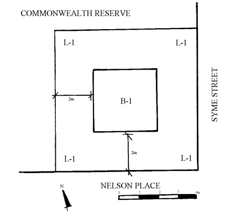 wilkinson memorial drinking fountain nelson place williamstown plan