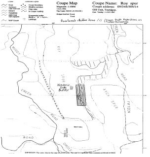 richardsons & sons logging winch site plan