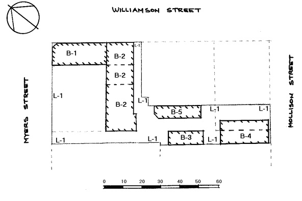 former bush's store bendigo plan