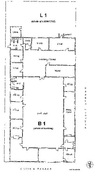 east collingwood rifles plan