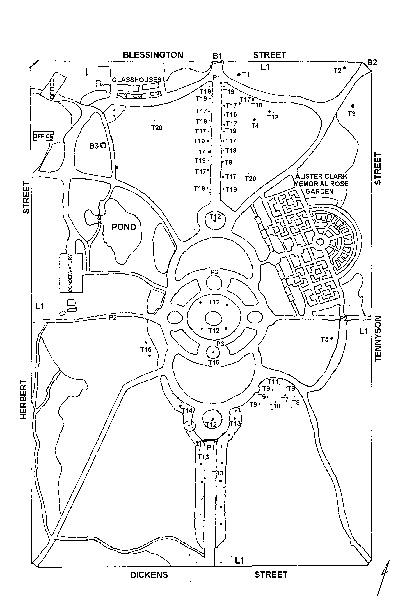 st kilda botanic gardens plan