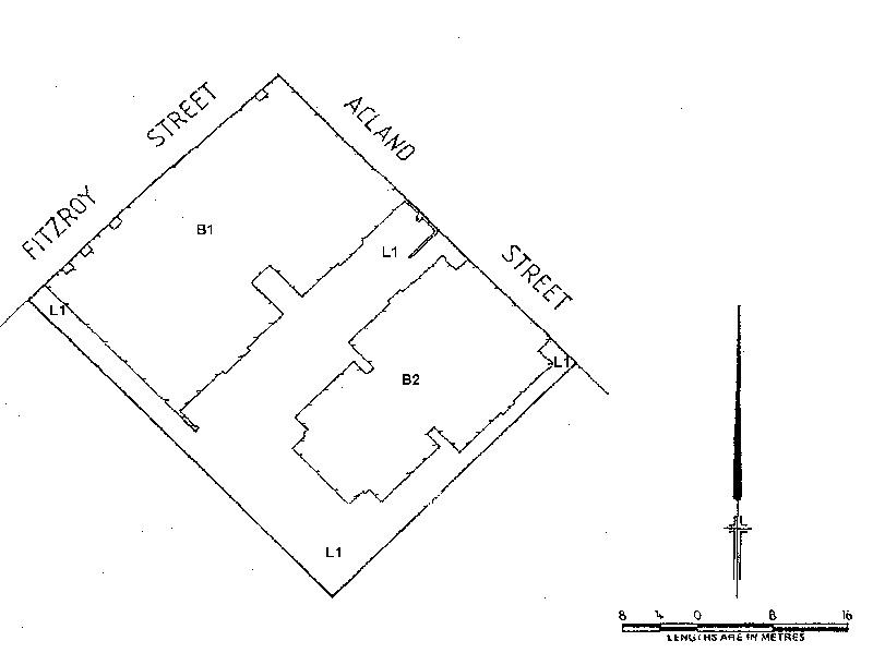 h01808 summerland mansions fitzroy st st kilda plan