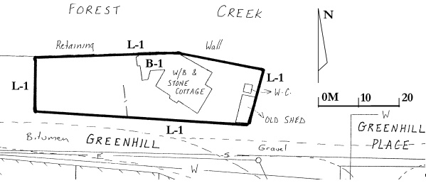 tute's cottage plan