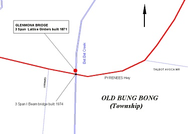 bung bong bridge plan