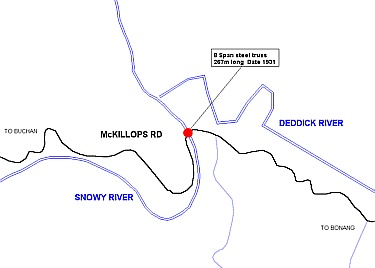 mckillops bridge plan