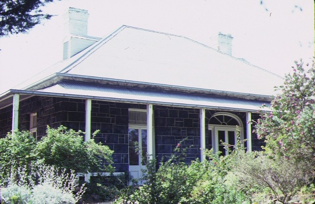 1 strathtulloh homestead melton south front view of homestead