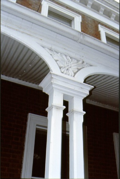nepean terrace gipps street east melbourne verandah post january 2000