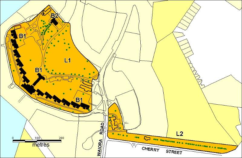 mont park plan