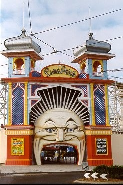 1 luna park h938 entrance april 2000