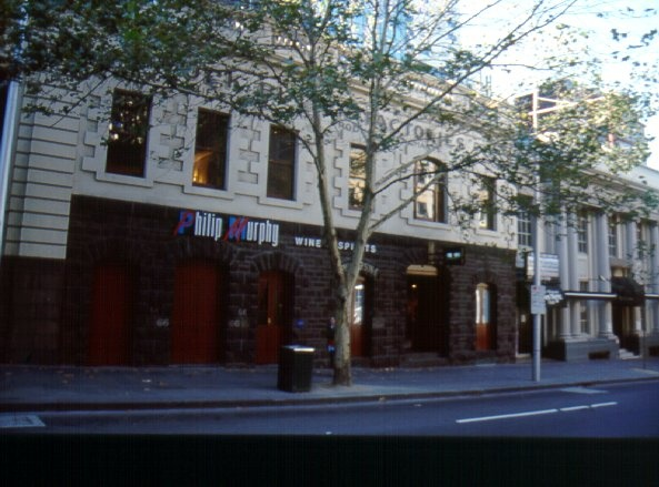 former york butter factory h396 facade may2000