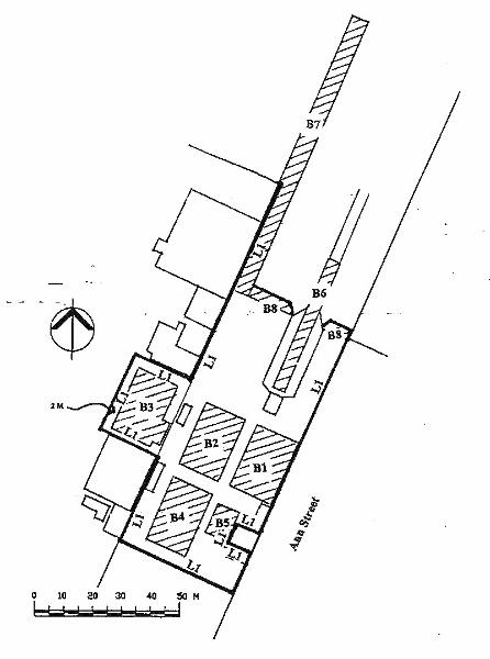 former melbourne harbor trust workshops ann street williamstown plan