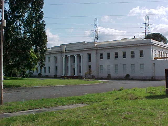 1 former yallourn power station administrative building