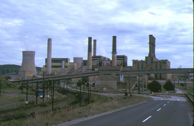 1 yallourn a b c d & e power stations latrobe valley yallourn property view