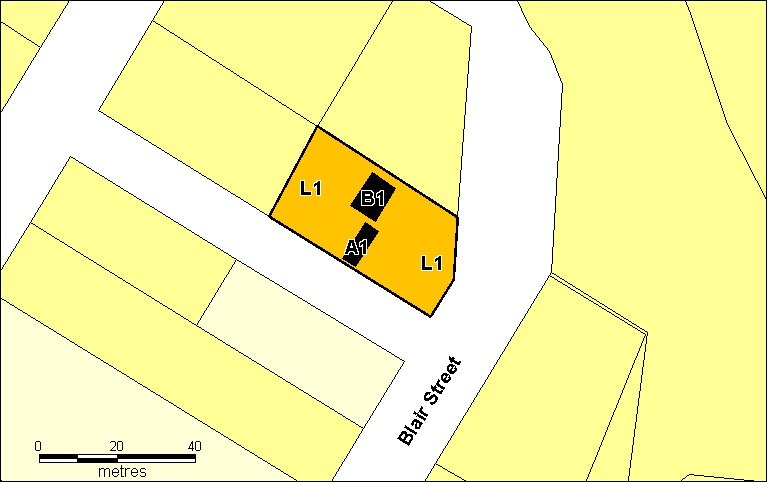 harrow log lockup h306 extent nov 2000