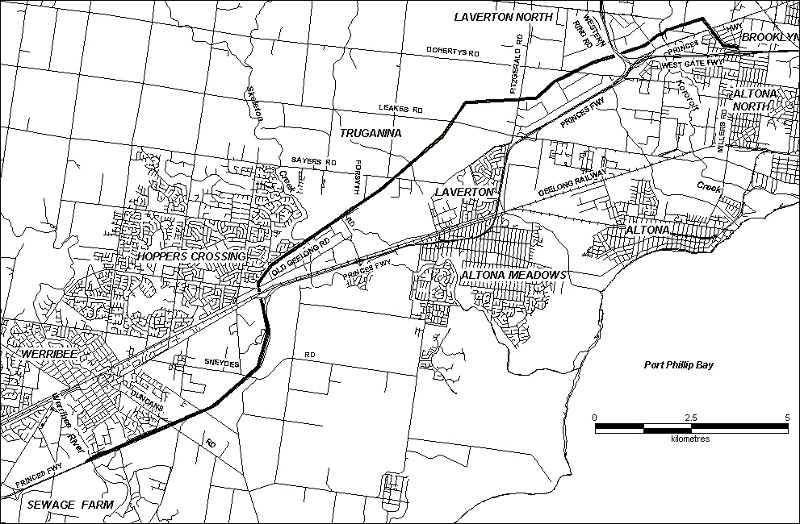 main outfall sewer plan