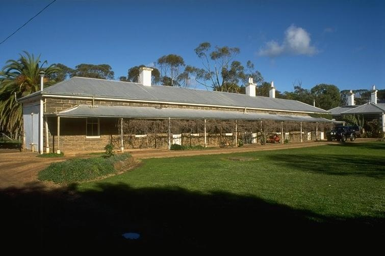 eynesbury homestead jul95