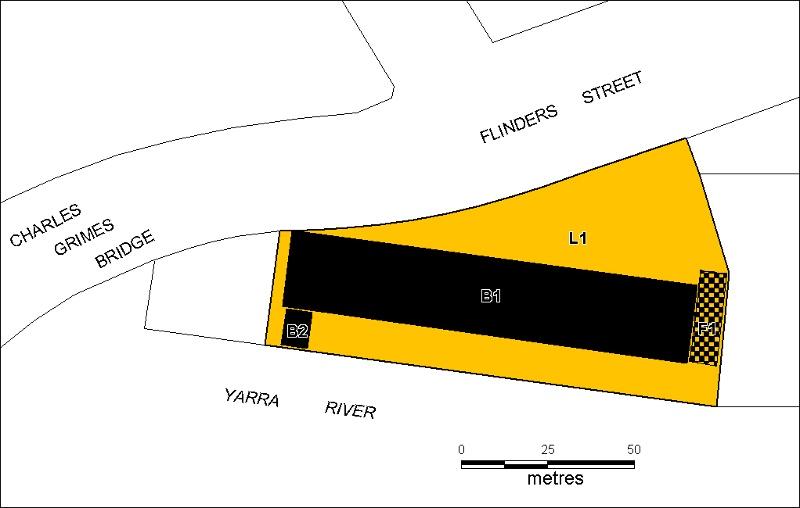 berth 5 north wharf plan