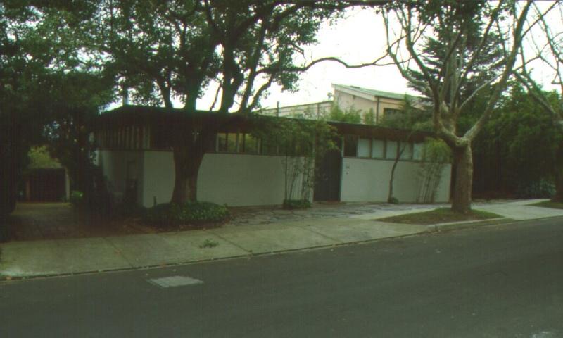 H01963 roy grounds house hill street facade aug01