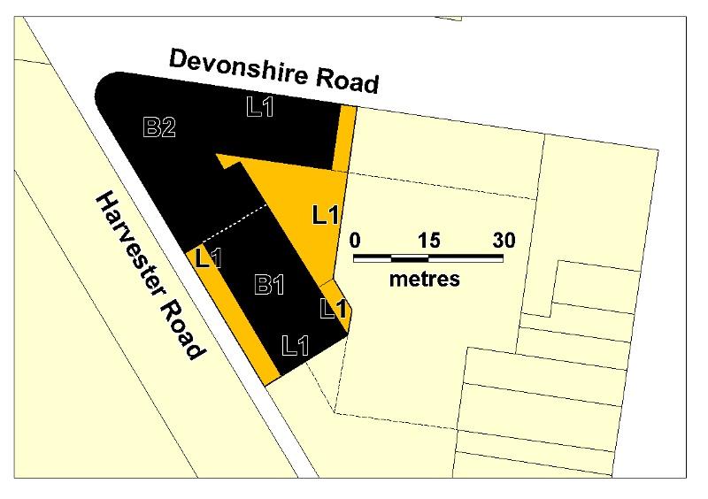 H01966 hv mckay offices plan