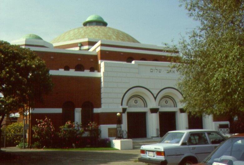 H01968 1 stkilda synagogue