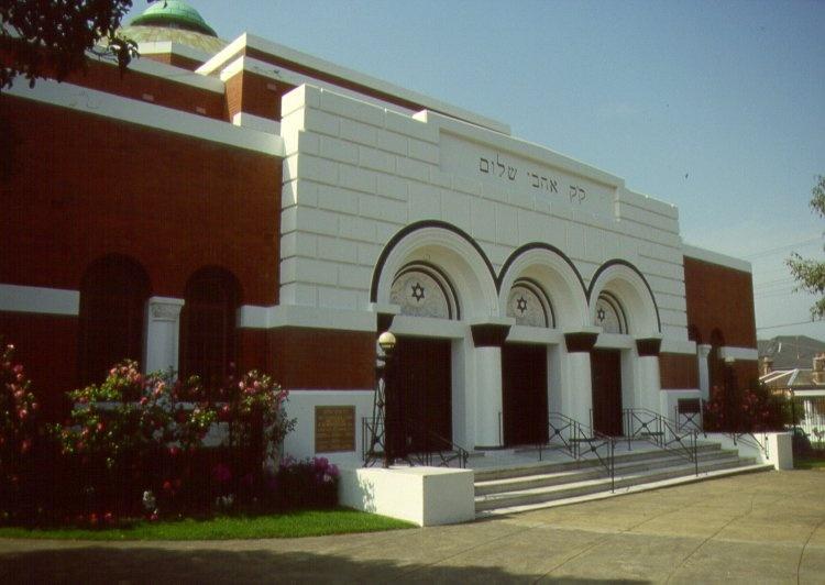 H01968 stkilda synagogue