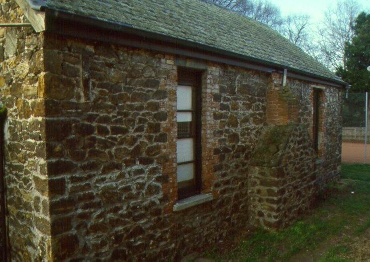 H01970 st johns the less east brighton south elevation 2001