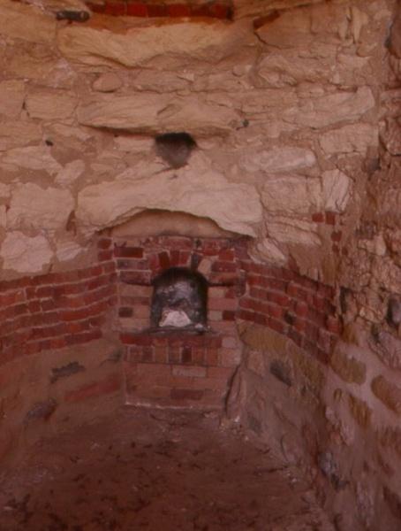 H01931 Duffy s Interior kiln