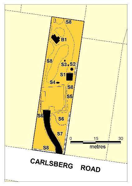 H01962 marshall garden plan