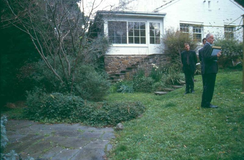 H01962 HO1962 marshall garden paving 2001