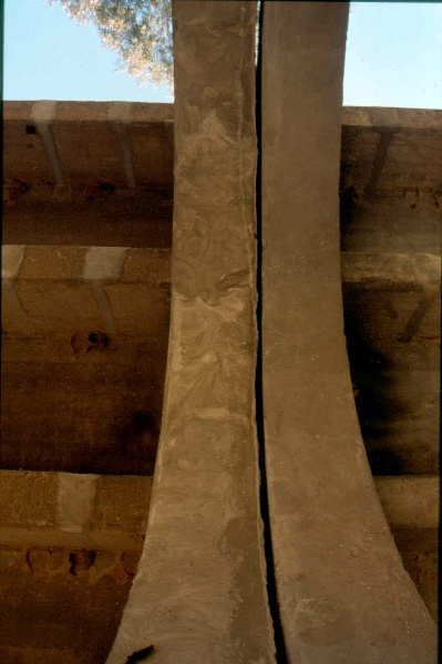 H01986 janevale bridge underside expansion joint jan02