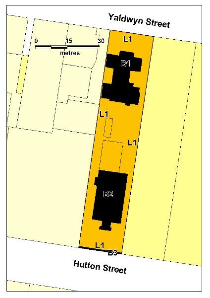 H01989 former congreg sunday school kyneton plan