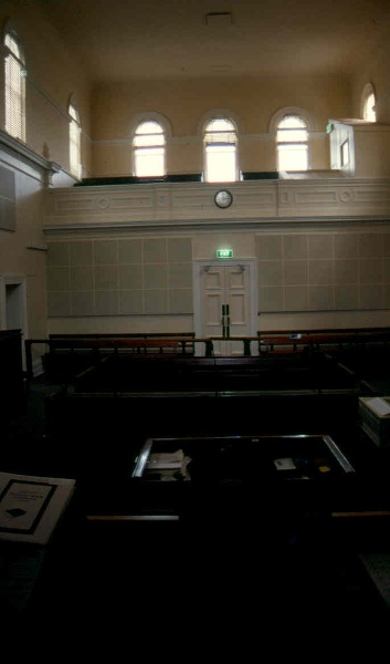 H01997 stawell courthouse gallery sep01 ac2