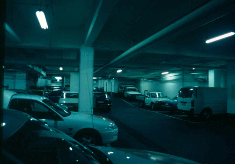 H02001 former victoria carpark interior