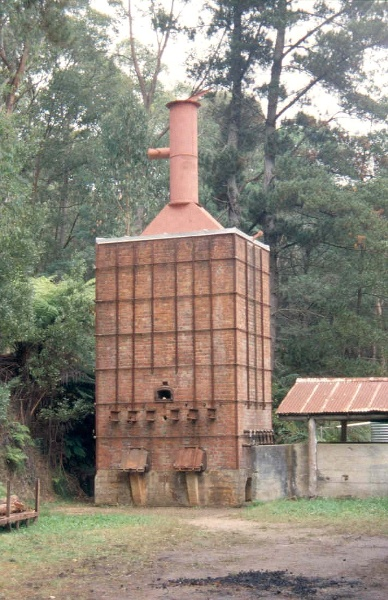 H02012 kurth kiln