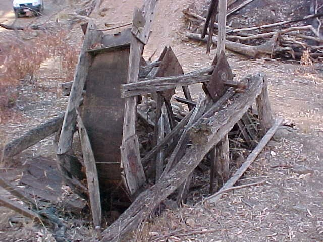 H00356 wells battery weon mine cunningham gully murmungee2 april2003