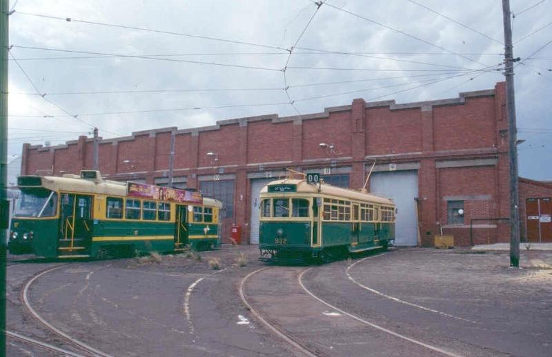 h02031 1 preston tramway workshops ext paint shop may03 aj