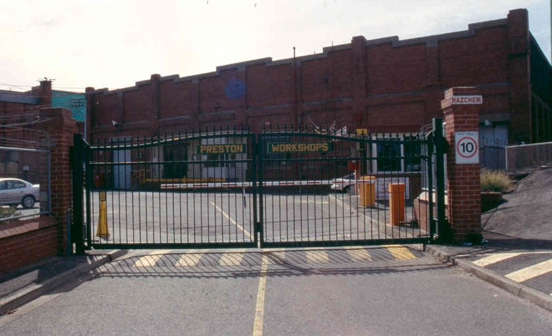 h02031 preston tramway workshops entry gates may03 aj