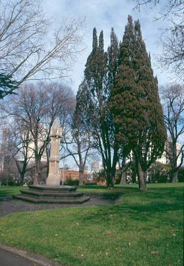 h02041 flagstaff gardens pioneers memorial 0803 mz