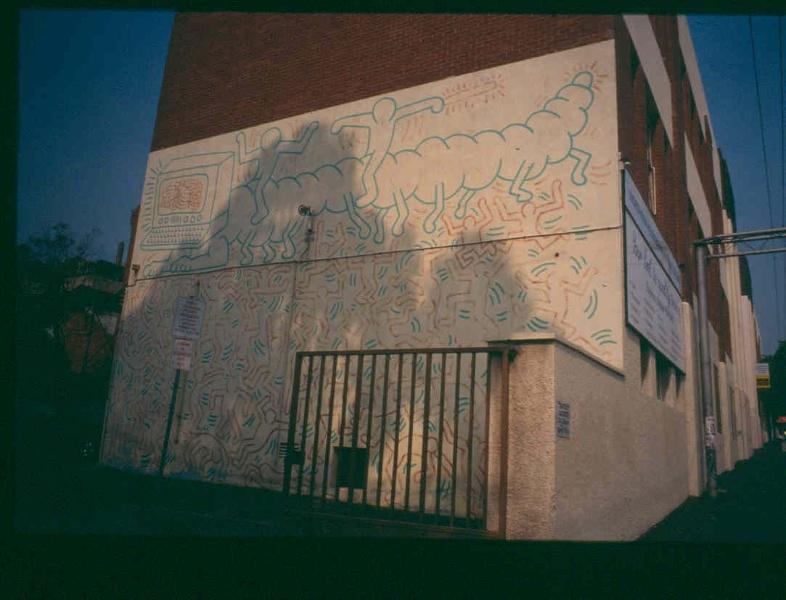h02055 haring mural 1
