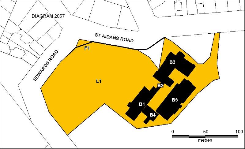h02057 st aidans bendigo plan
