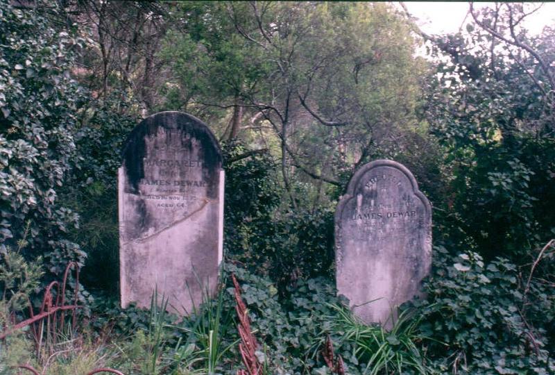 h02043 walkerville cemetery 2003