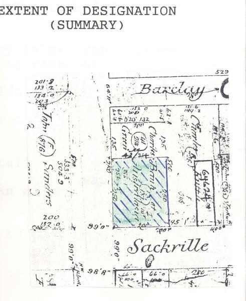 h00749 former bank of australasia sackville street port fairy plan