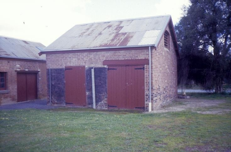 benalla water supply depot benalla pump shed she project 2003