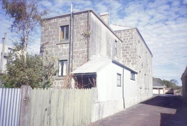 dr grier residence julia street portland west side she project 2003