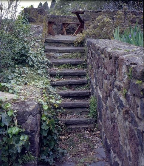 edzell st georges road toorak stone steps she project 2003
