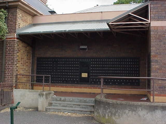 flemington post office wellington street flemington post boxes she project 2004