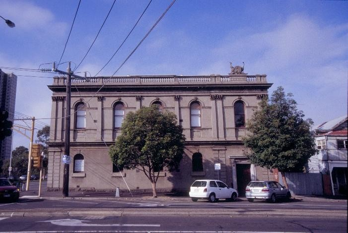 former freemasons hall south melbourne exterior north she project 2003
