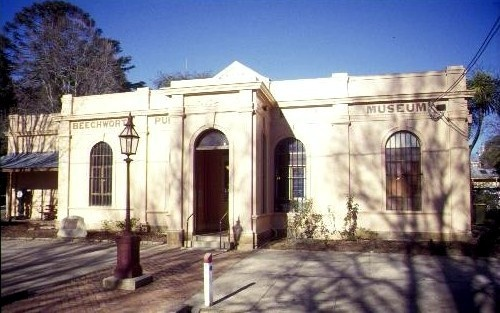 h00345 1 burke museum loch st beechworth elevation loch street she project 2003
